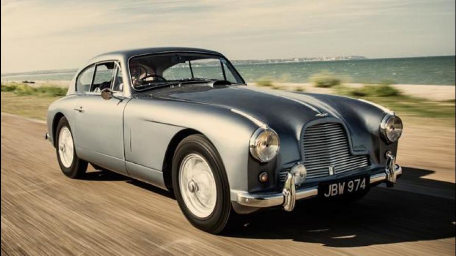 """All'asta la """"vera"""" Aston Martin di James Bond"""