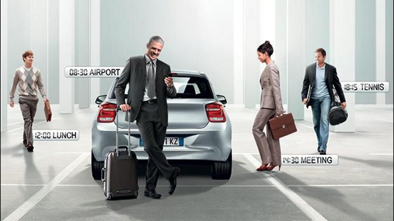 [Copertina] - Corporate car sharing, così si condivide anche l'auto aziendale