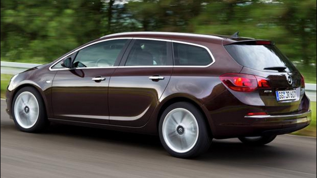 [Copertina] - Opel Astra CDTI BiTurbo 2.0, con 195 CV è l'Astra Diesel più potente di sempre