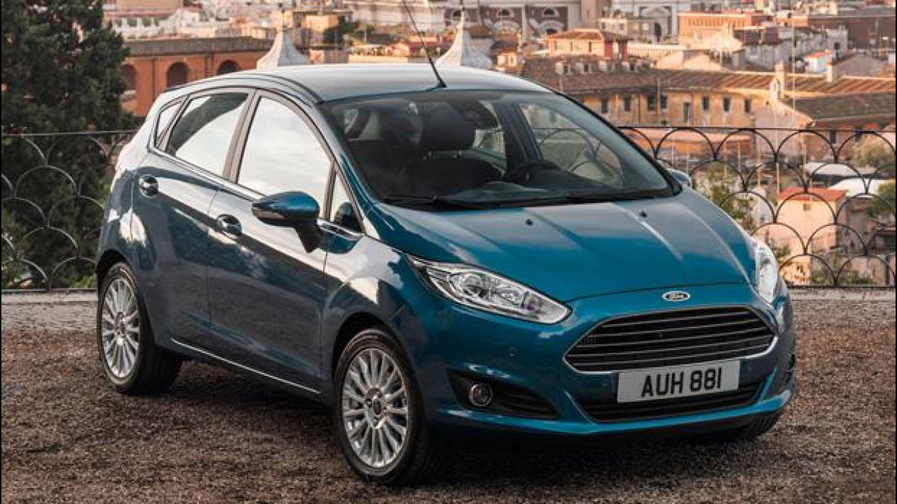 [Copertina] - Ford Fiesta EcoBoost vince il Woman's World Car of the Year 2013