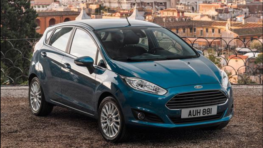 Ford Fiesta EcoBoost vince il Woman's World Car of the Year 2013