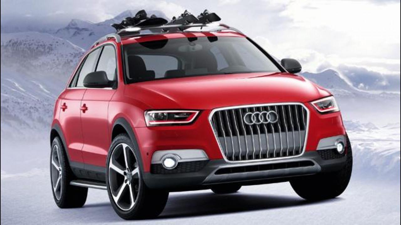[Copertina] - Audi Q3 red track