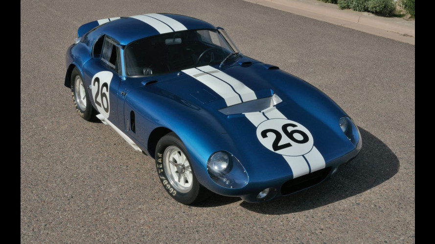 Cobra Daytona all'asta: un nuovo record?