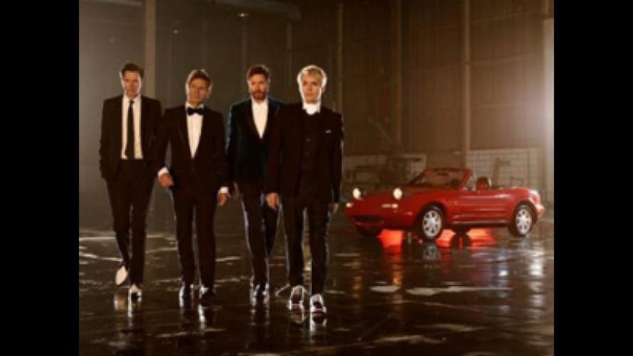Mazda MX-5 torna insieme ai Duran Duran [VIDEO]