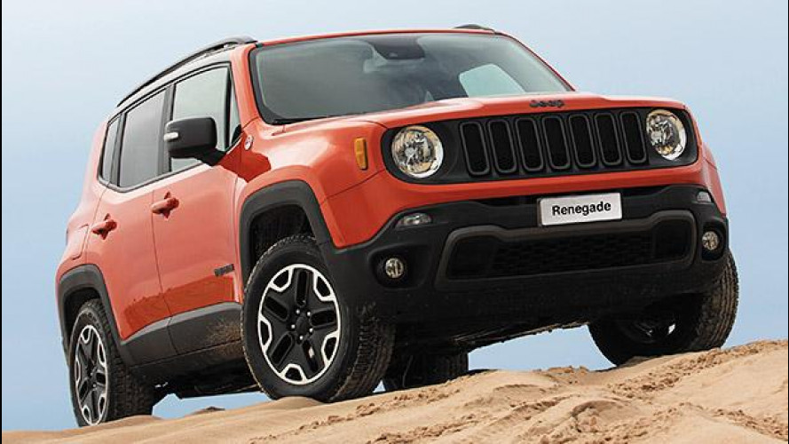 Jeep Renegade, tutte le concorrenti