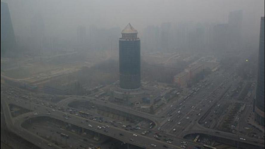 Cina, Pechino soffocata dallo smog