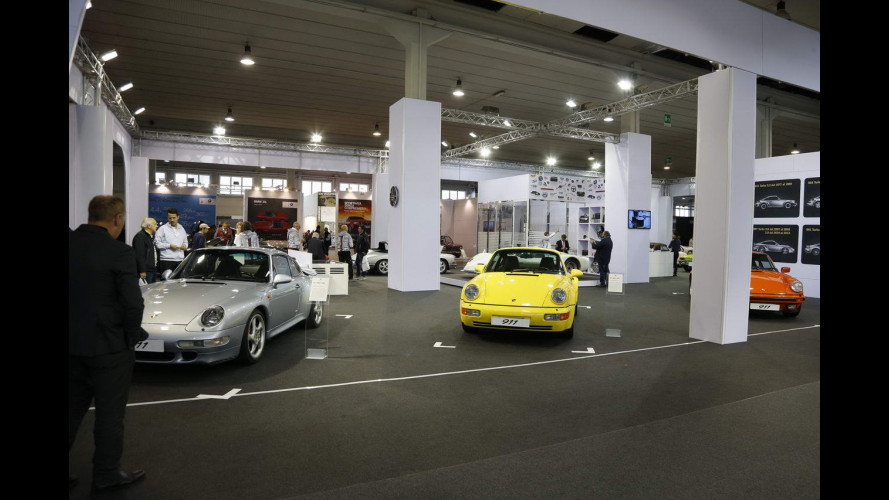Auto e Moto d'Epoca celebra i 40 anni di Porsche 911 Turbo [VIDEO]