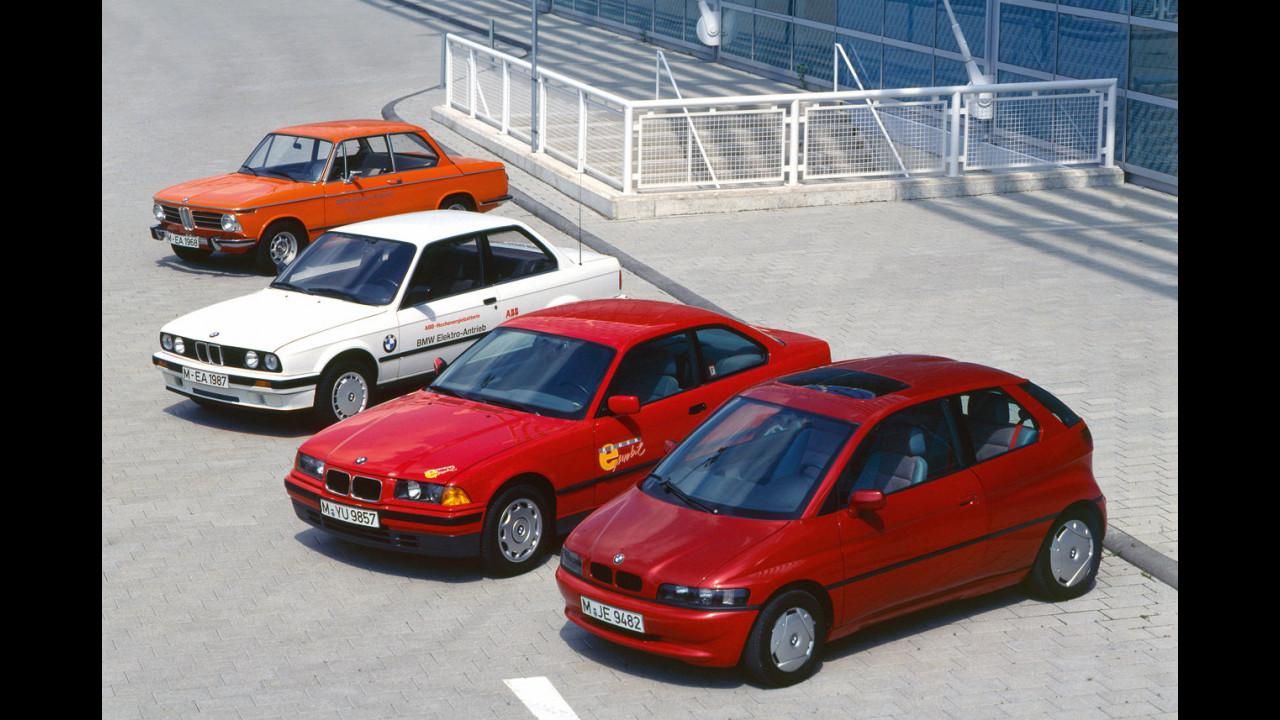 BMW, le origini dell'EfficientDynamic
