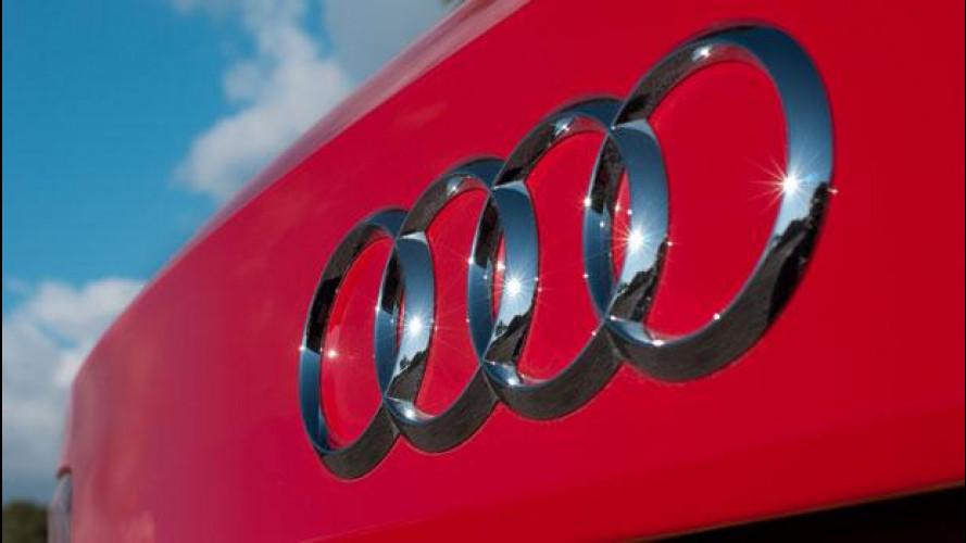 Audi è il marchio premium leader in Italia