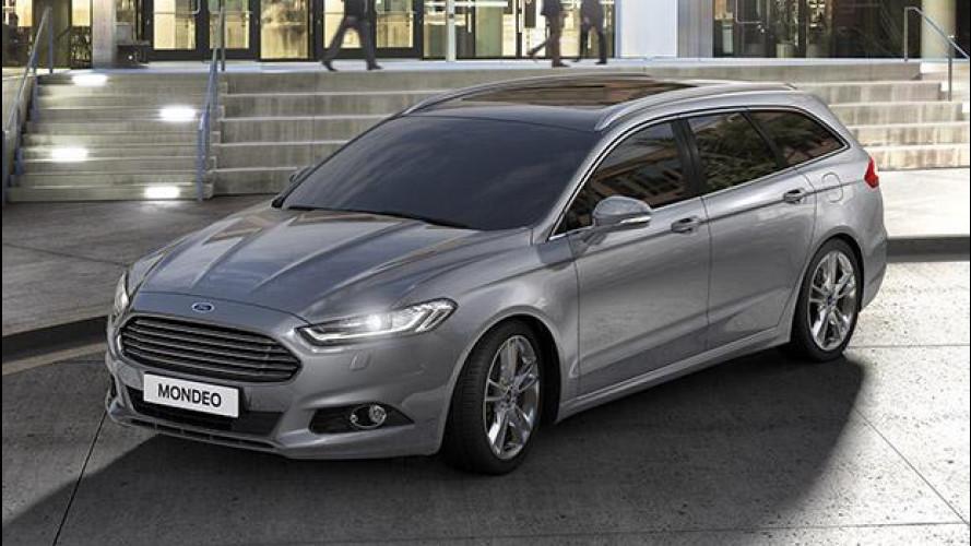 Nuova Ford Mondeo, più tecnologica e ibrida