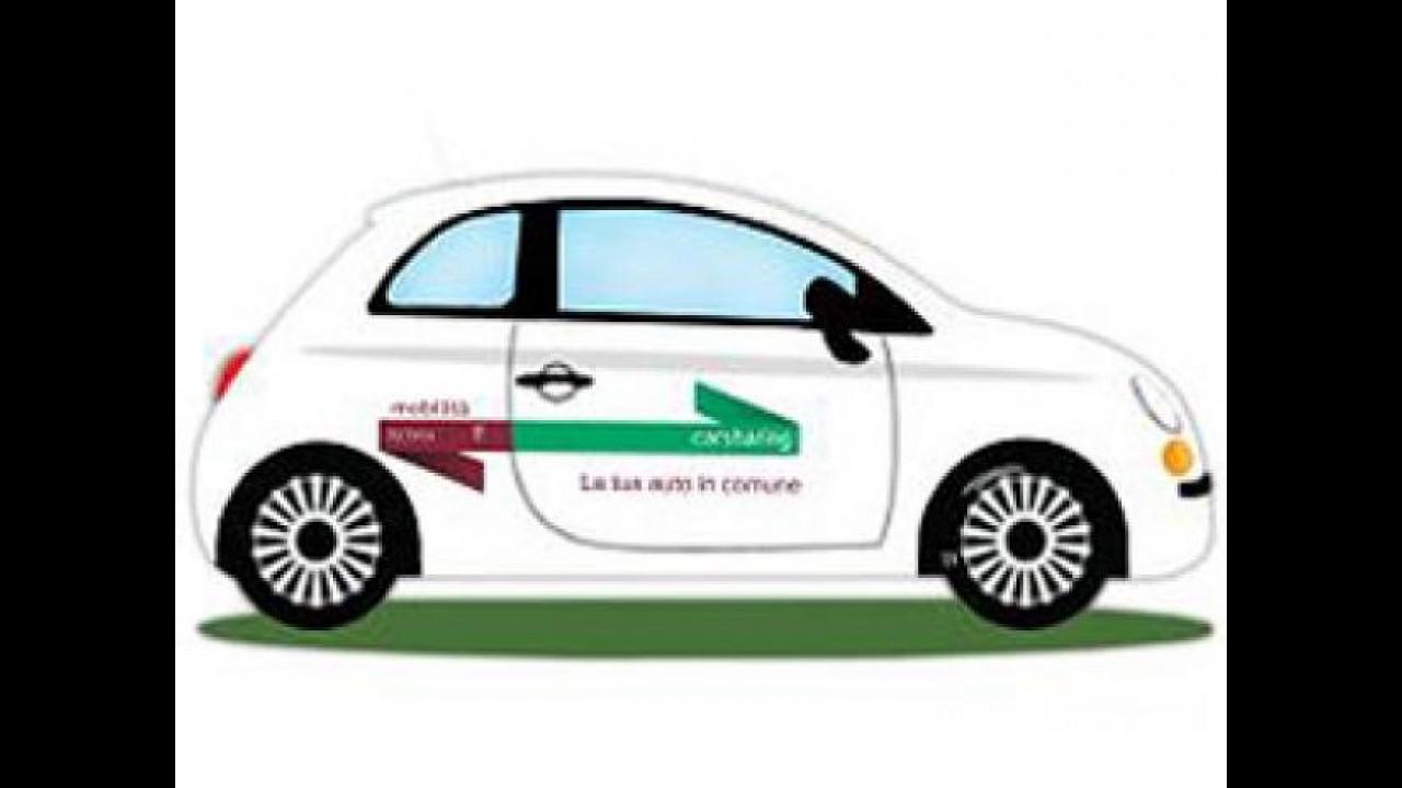 [Copertina] - Car sharing, a Pasqua sconti fino al 25% nel Comune di Roma