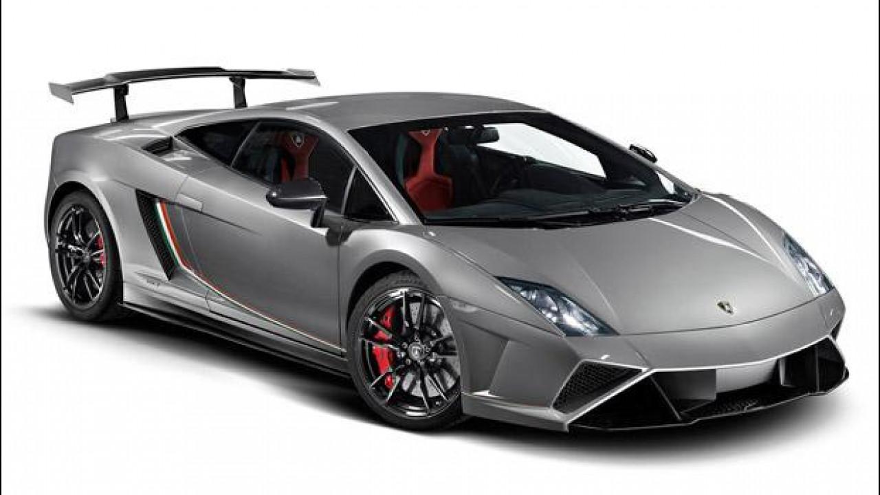 [Copertina] - Lamborghini Gallardo LP 570-4 Squadra Corse