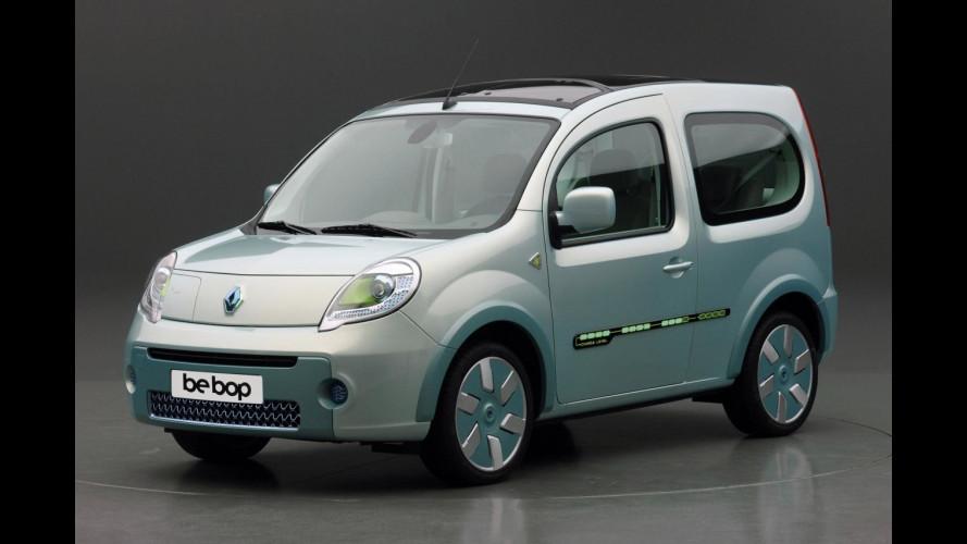 Renault Kangoo be bop ZEV
