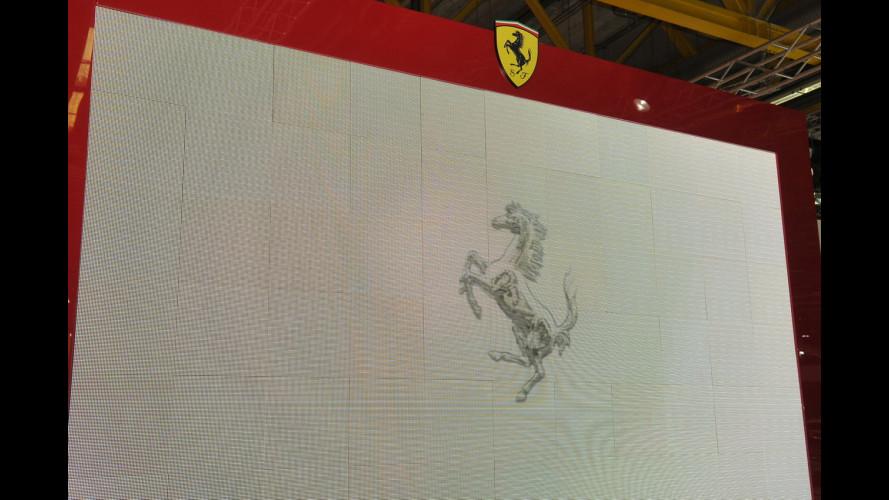 Motor Show, apertura con Ferrari Challenge e la Formula 1