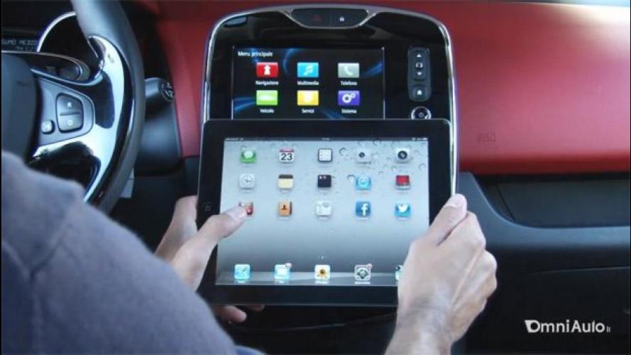 Renault Clio Sporter, la prova dell'infotainment R-Link [VIDEO]