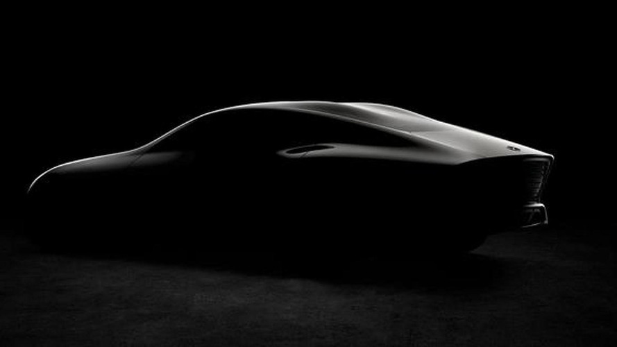 Mercedes Concept IAA teased again, has a drag coefficient of 0.19