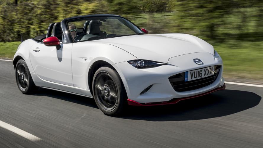 La Mazda MX-5 Miata a été élue Voiture mondiale de l'année
