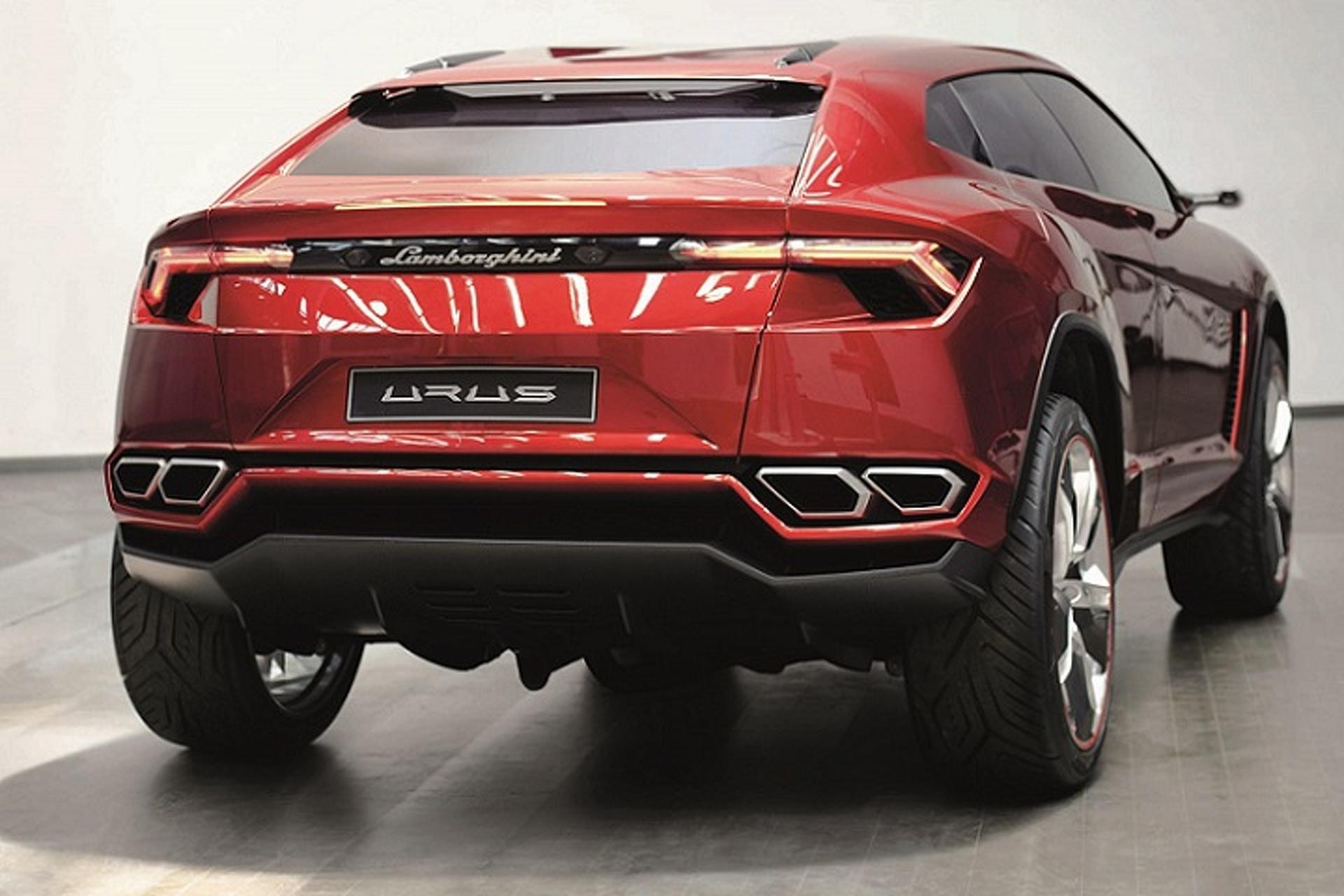 Lamborghini S New Urus Suv Coming In 2018