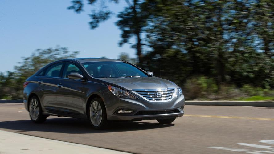 Hyundai 1 milyon Sonata'yı geri çağıracak