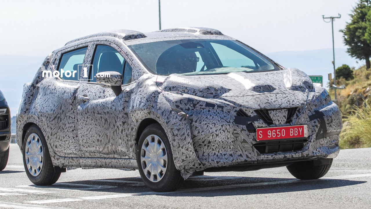 Nissan Micra 2017 photos espion