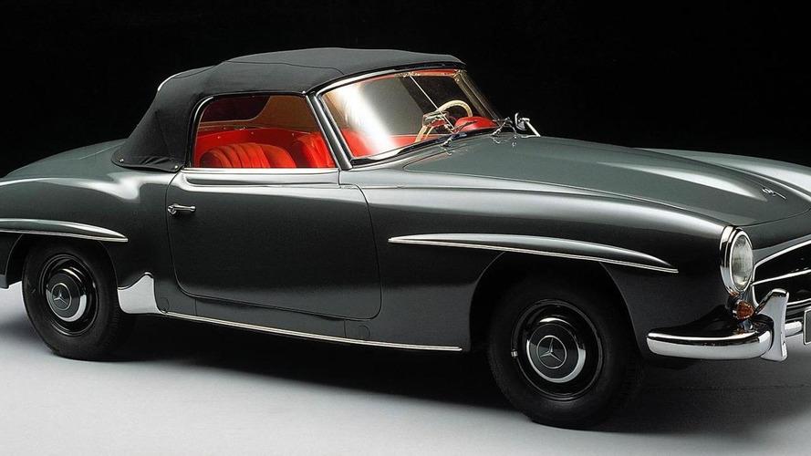 Mercedes-Benz 190 SL turns 60