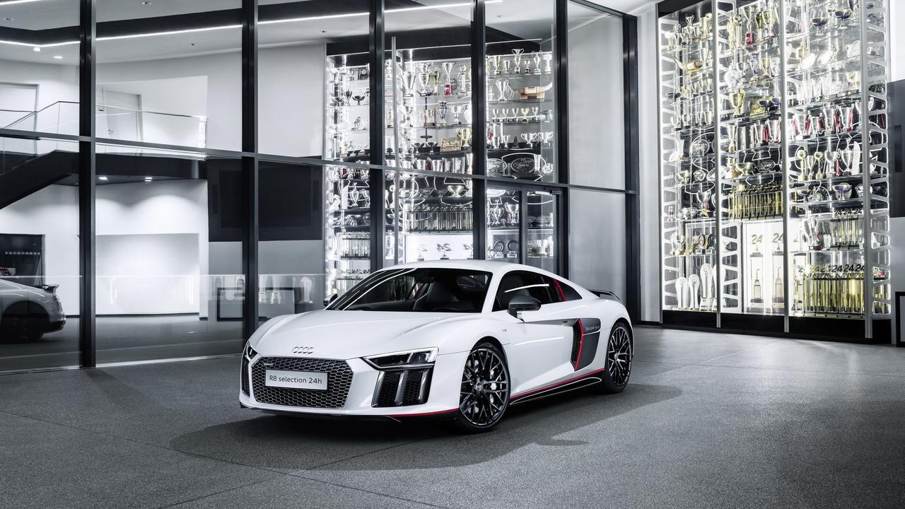 Audi R8 Coupé V10 plus selection 24h