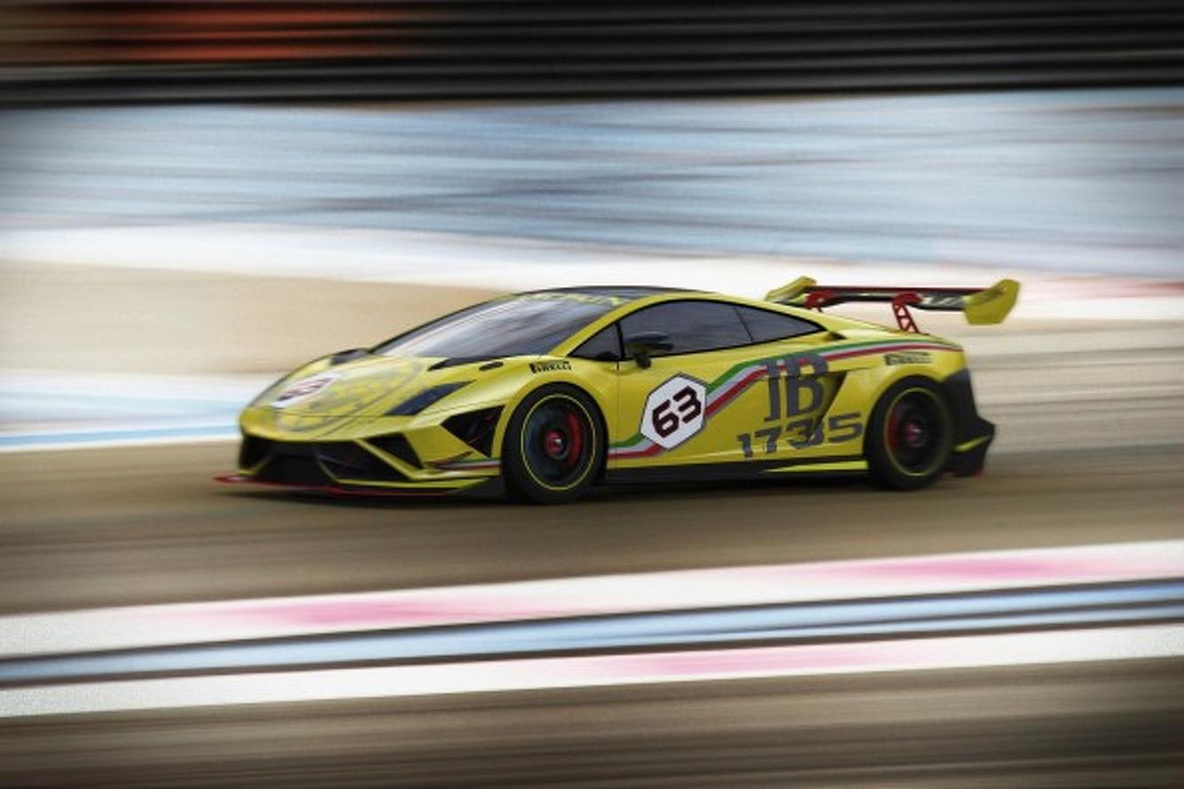 Lamborghini Gallardo 570-4 Super Trofeo