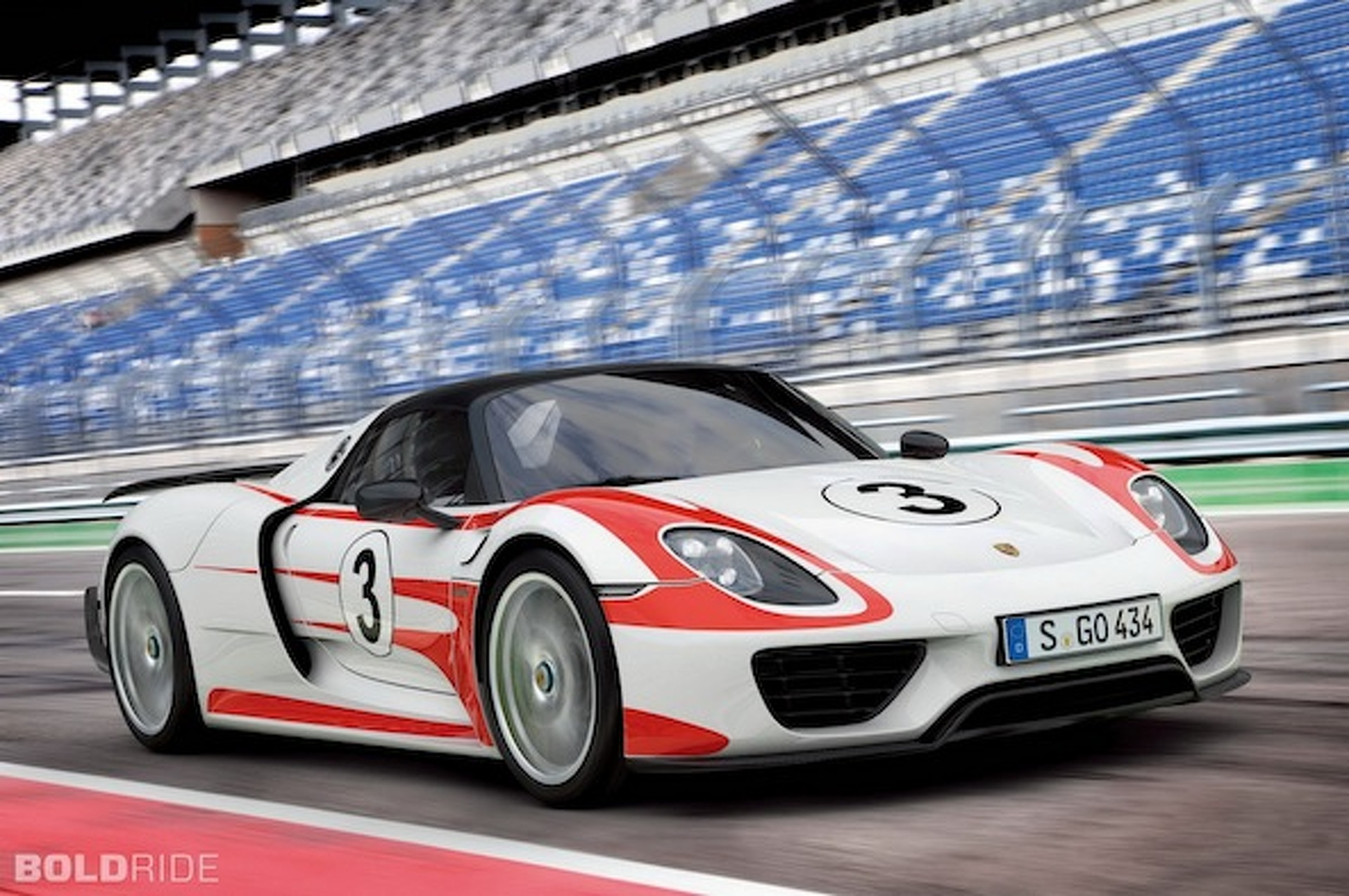 Porsche 918 Spyder Revealed 887 Hp 78 Mpg 845k