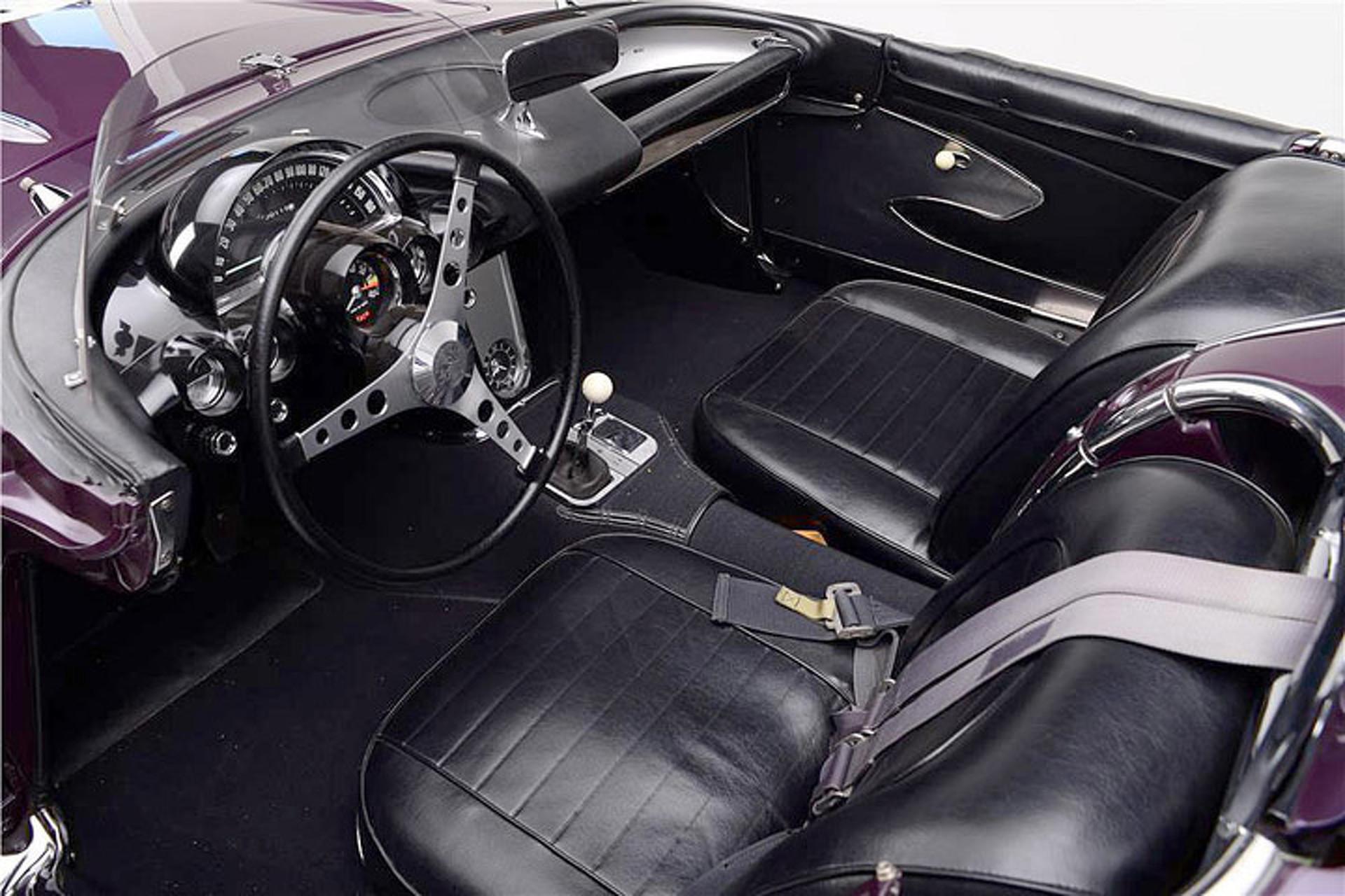Purple People Eater: This Rare Corvette Has a Winning History