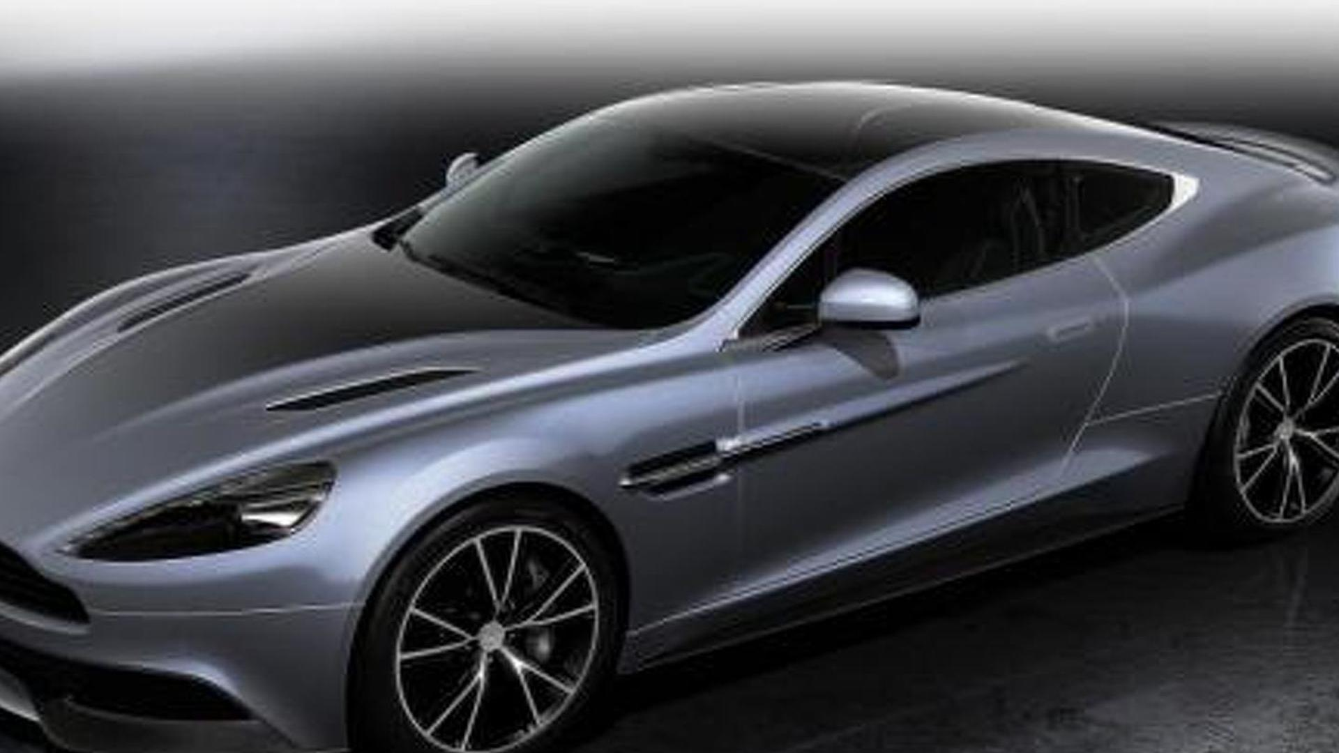 Aston Martin Investindustrial Officially Tie The Knot