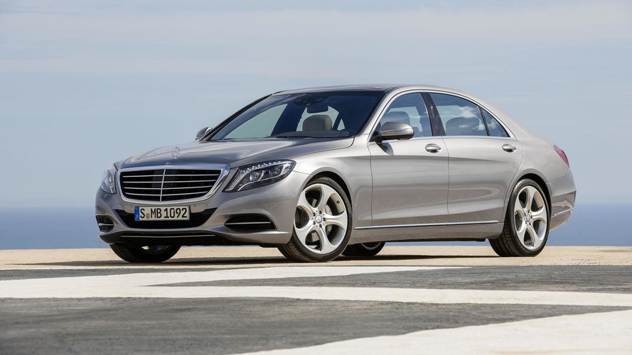 2014 Mercedes-Benz S-Class priced from 92,900 USD