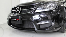 Expression Motorsport Mercedes C-Class Coupe widebody kit 16.1.2013