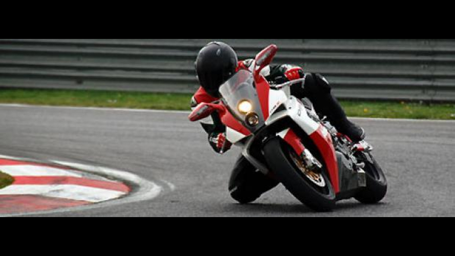 Bimota DB7 2009 - TEST