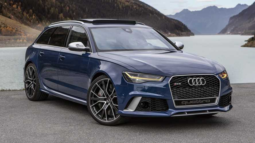 Video Producer Sends Off Current Audi RS6 Avant With Epic Film