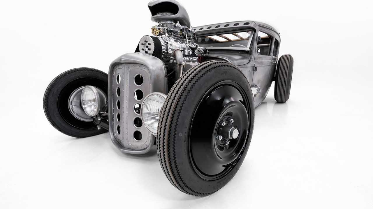 1930 Ford Model A Hot Rod Sports