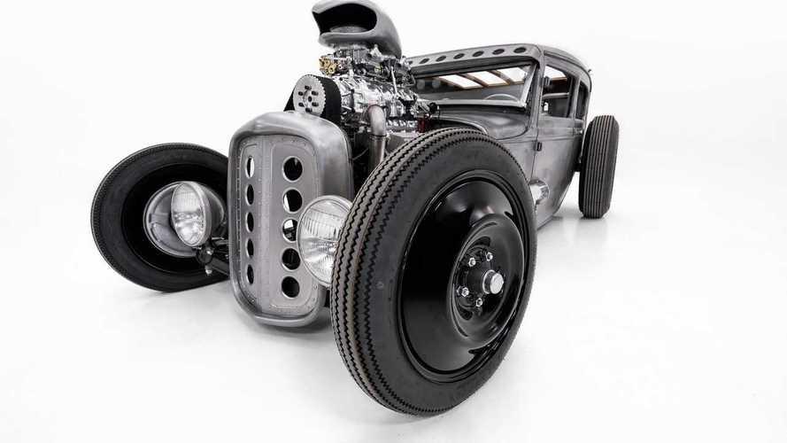 Özel üretim 1930 Ford Model A Hot Rod Sports satışta