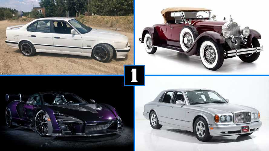Coolest Cars For Sale This Week