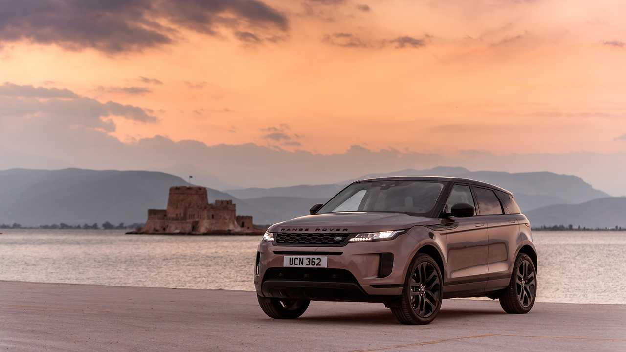 Land Rover Evoque Convertible >> These 2020 Land Rover Range Rover Evoque Images Are Stunning
