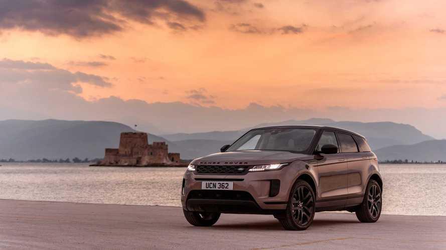 Elektrikli Range Rover Evoque'un biraz daha zamanı var