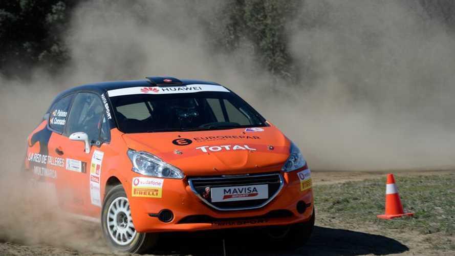 Vídeo: así es el Peugeot 208 R2 de la Peugeot Rally Cup Ibérica