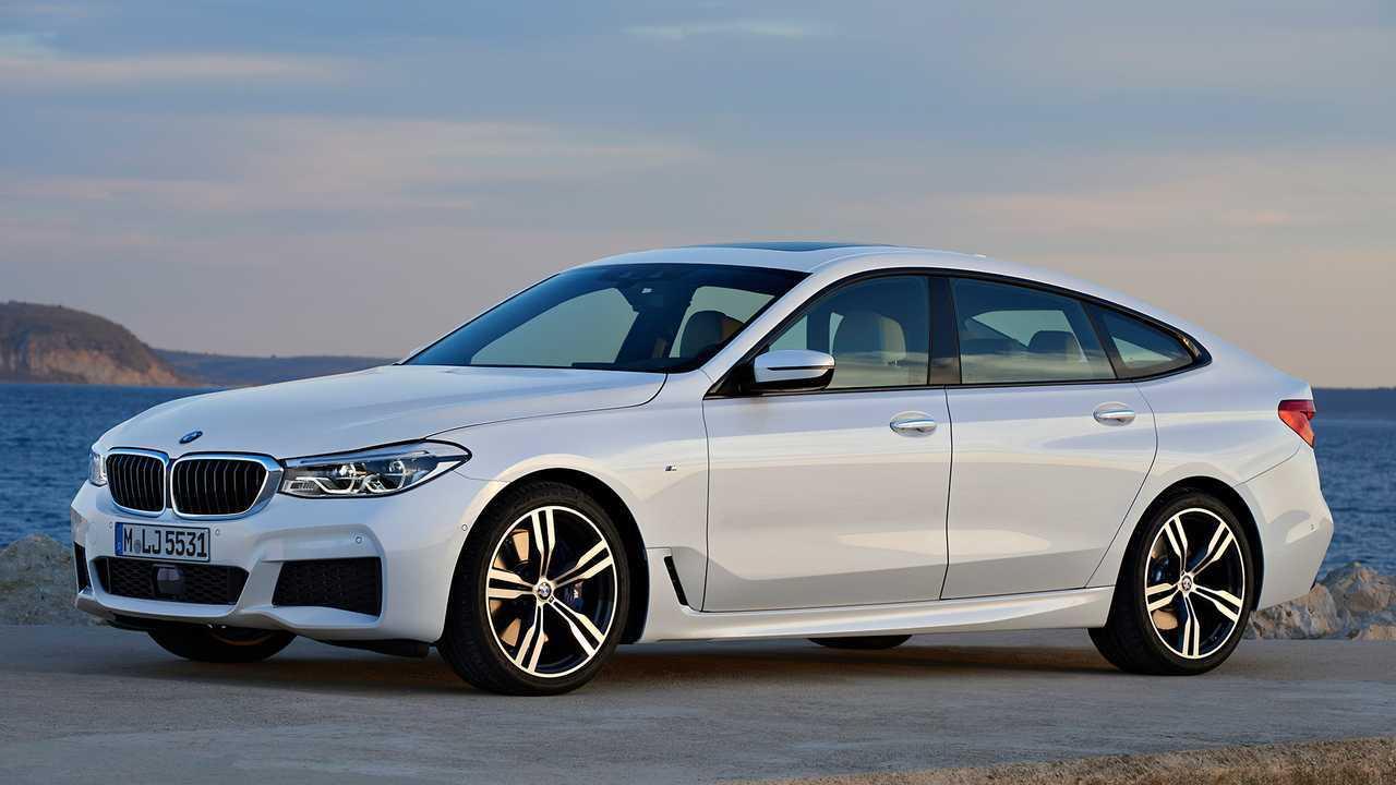 Mögliche BMW-Auslaufmodelle: 6er GT