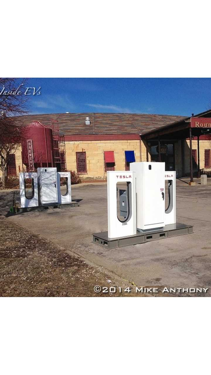 Tesla Supercharger Count Hits 81 in US