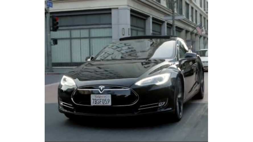 NBA Player Picks Tesla Model S After Test Driving Ferrari 458 And Range Rover