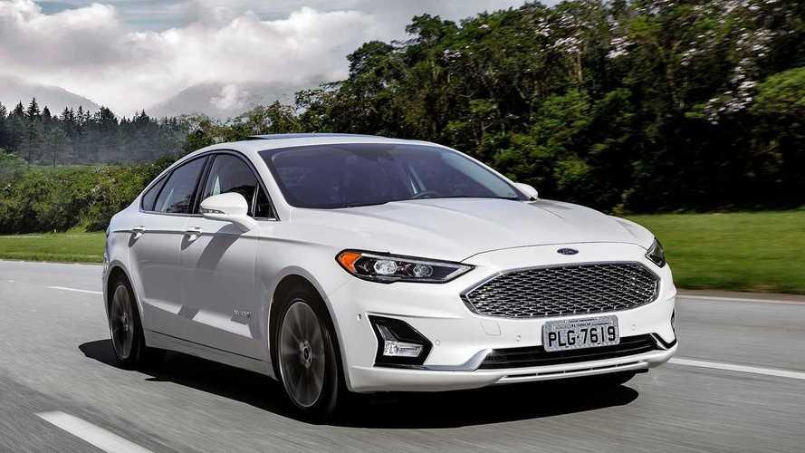 Ford Fusion 2019 enfim chega reestilizado e com menos versões; veja preços