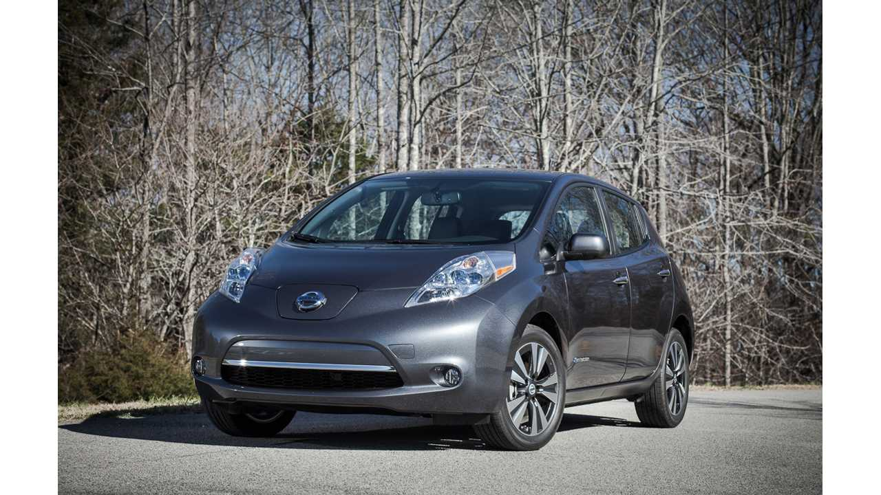 2013 Nissan LEAF Will Be 20% Costlier To Operate In Virginia