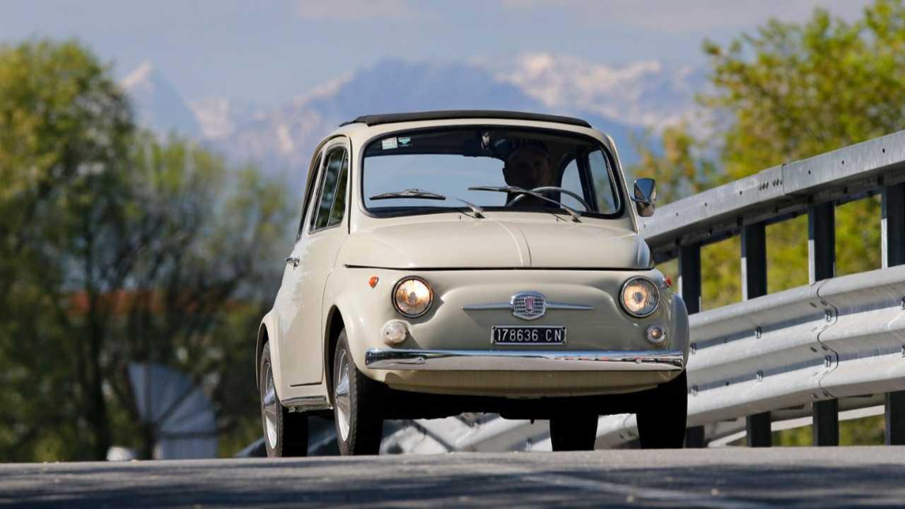 1965-1972 Fiat 500 F – New York Museum of Modern Art