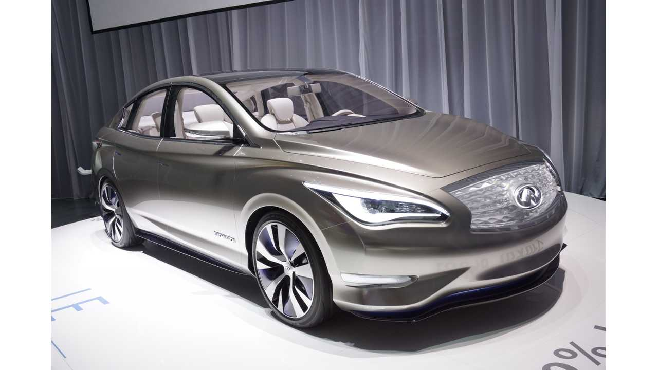 Nissan Exec Says Infiniti LE Delay is Necessary to Incorporate