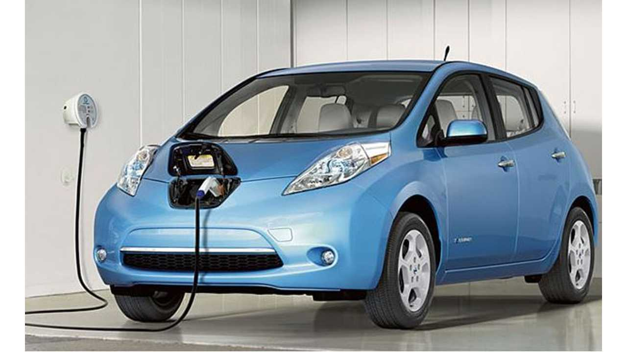 One More County Looks to Update Building Codes to Accomodate Electric Vehicles
