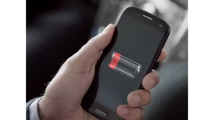 Video: Don't You Wish Your Cell Phone Had Backup Power Like the Chevy Volt?