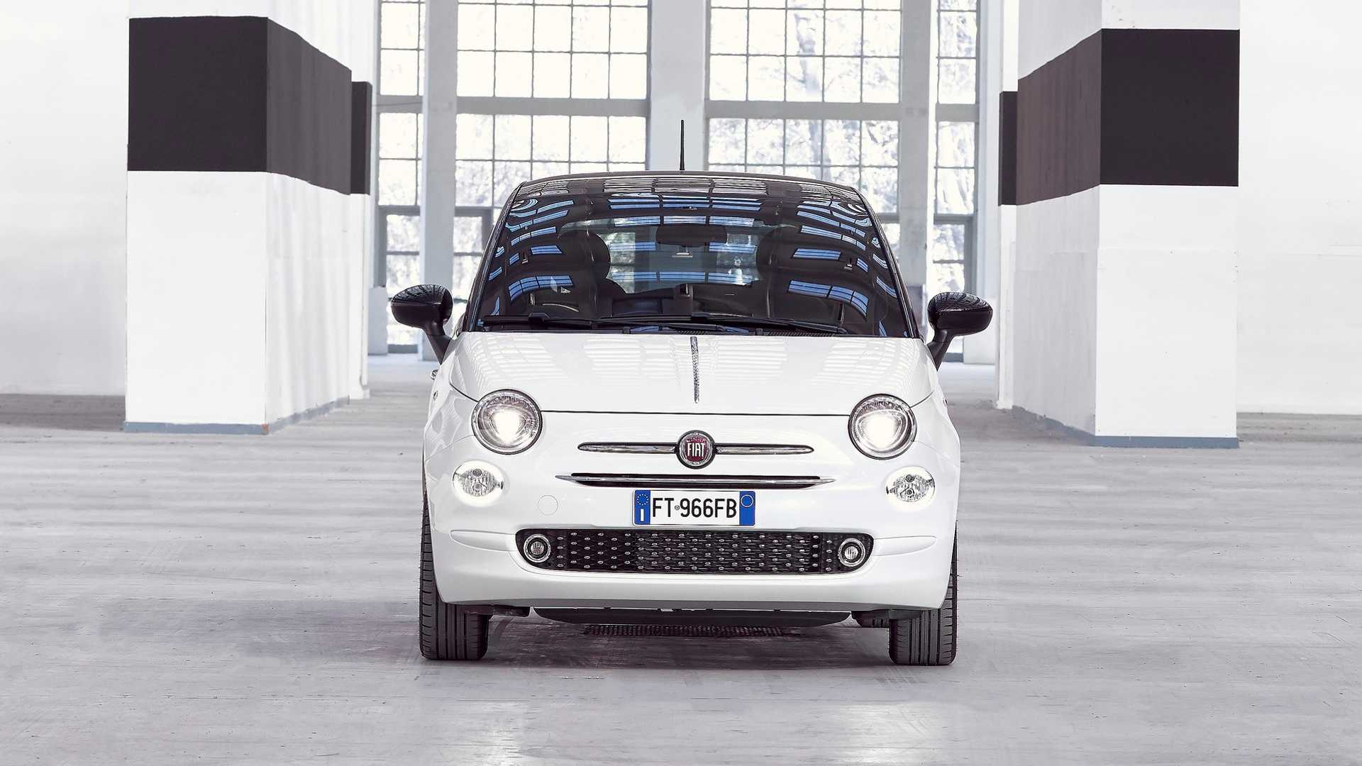 Fiat Marks 120th Anniversary With Special 500, 500X, 500L